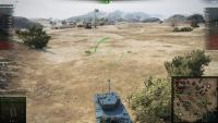 Прицел Ghost для World of Tanks Прицелы