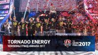 Tornado Energy - победители GF 2017 Новости