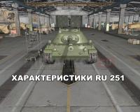 ТТХ RU 251 Новости