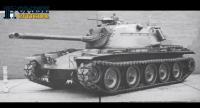 T95E2 - топовый средний танк США Видео
