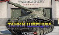 На Gamescom показали танки Швеции Новости