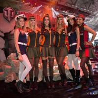 Фотографии со стенда Wargaming на Gamescom 2016 Новости