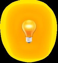 Resultado de imagem para luz laranja png