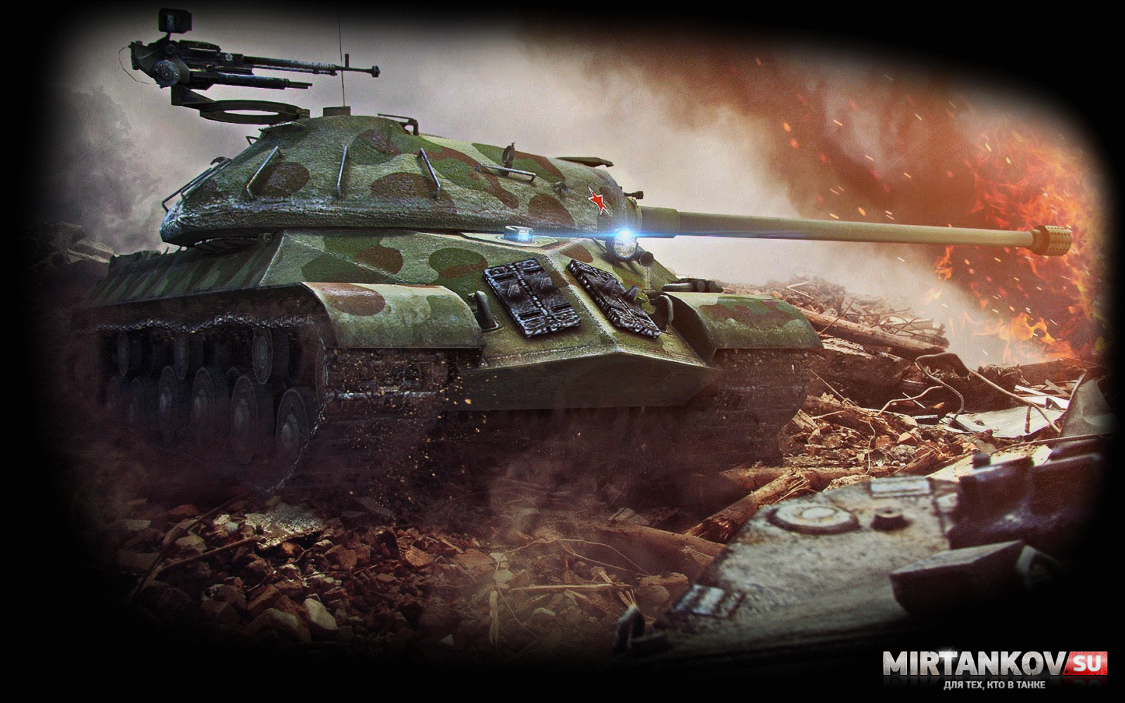 мод на танки 098