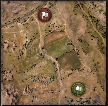 Степи Карта Wot Тактика