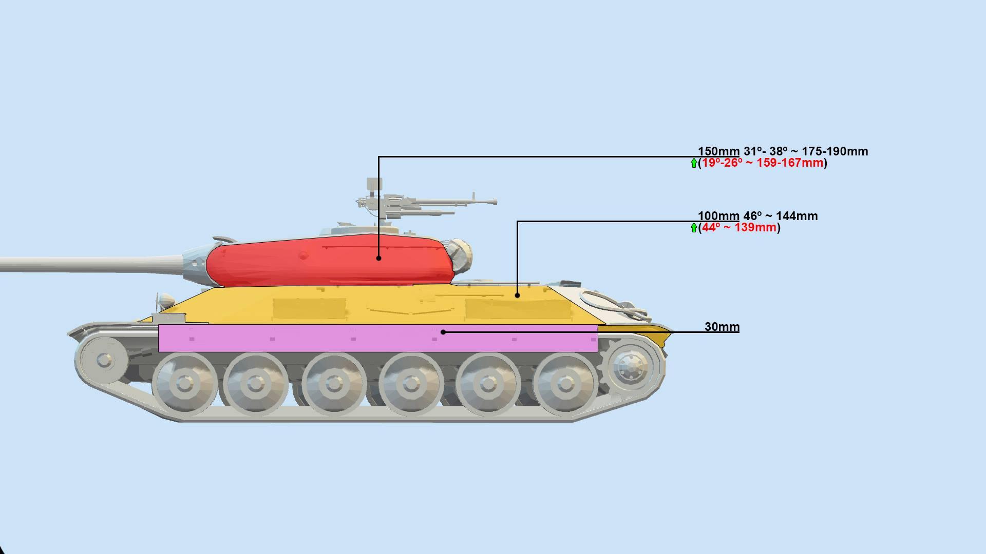 Танков в бронирование tanks of world программа схема