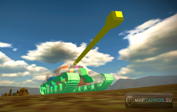 мод колижен модели танков Wot скачать - фото 3