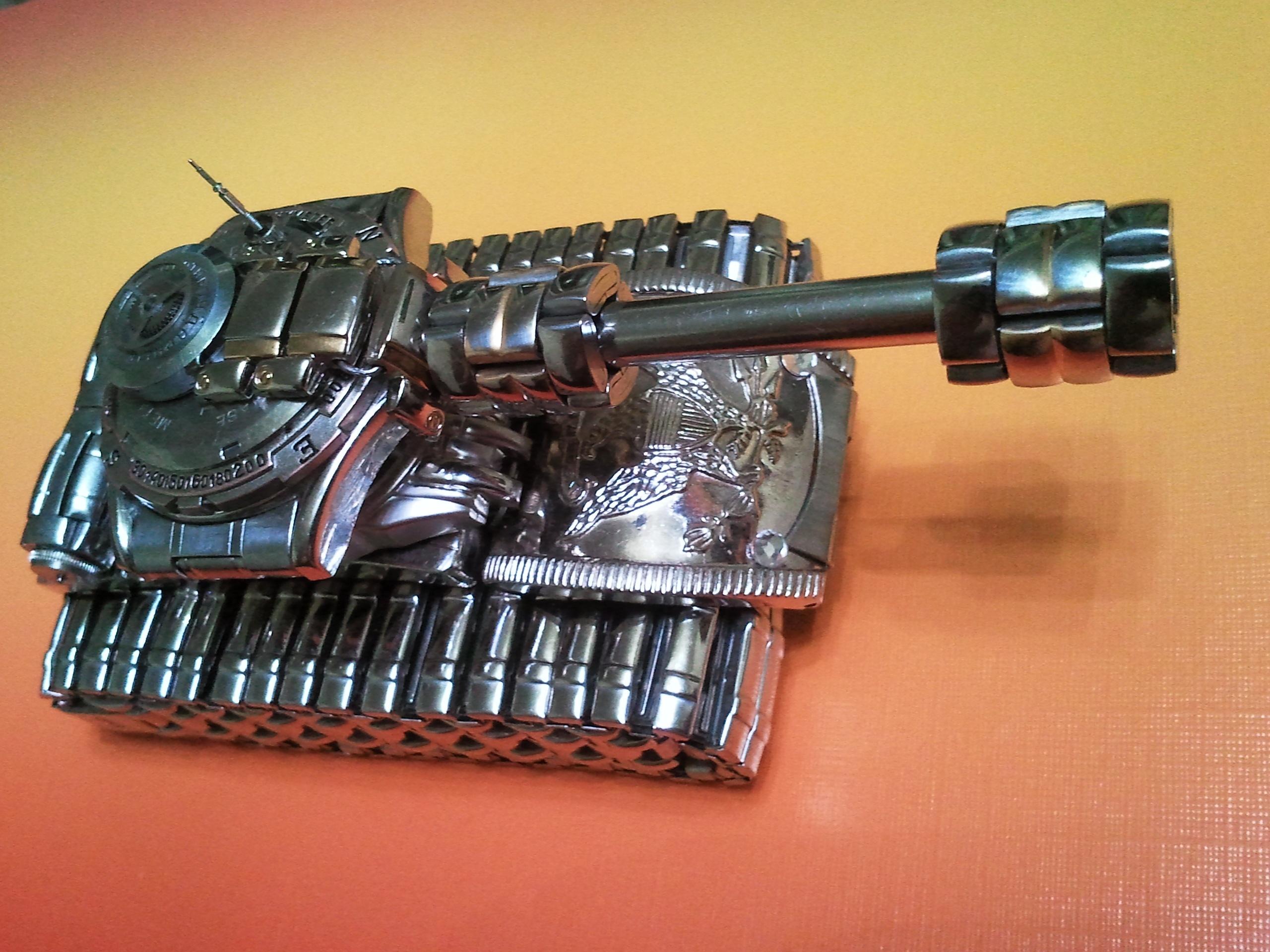 Модель из металла своими рукам