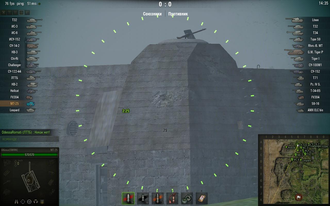 Скачать мод зума в танках