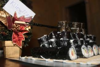 танк из суши