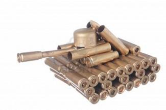 гильзы танк